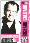 Galliano Richard - Acoustic Trio [dvd]
