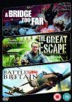 A Bridge Too Far / The Great Escape / Battle Of Britain (3 Dvd) [Edizione: Regno Unito]