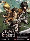 L'Attacco Dei Giganti #06 (Eps 22-25) (Limited Edition) (Blu-Ray+Dvd)