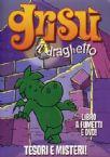 Grisù Il Draghetto #05 - Tesori E Misteri (Dvd+Libro)