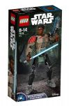 Lego 75116 Star Wars Action Figures Finn Confidential Constraction 2016 - 75116