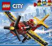 Lego City Aereo Da Competizione - 60144