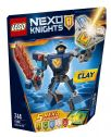 Lego Nexo Knights Ultimate Knights Clay Da Battaglia - 70362