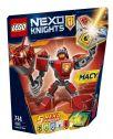 Lego Nexo Knights Ultimate Knights Macy Da Battaglia - 70363