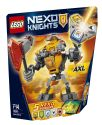 Lego Nexo Knights Ultimate Knights Axl Da Battaglia - 70365