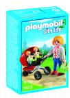 Playmobil City Life Asilo Mamma Con Gemellini - 5573