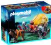 Playmobil Cavalieri Carro Trappola Dei Cavalieri Del Falcone - 6005