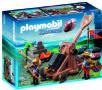Playmobil Cavalieri Catapulta Dei Cavalieri Del Leone - 6039