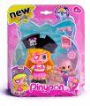 Pinypon Bambola Pirati E Piccole Sirene Blister 1 Pinypon Pirata Con 1 Mini Pinypon Sirena