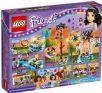 Lego Friends Le Montagne Russe Del Parco Divertimenti - 41130