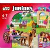 Lego Juniors Friends Il Calesse Di Stephanie - 10726