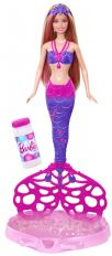 Barbie Fairytale Sirena Magica Coda