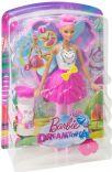 Barbie Bambola Dreamtopia Fatina Magiche Bolle
