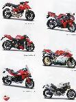 Maisto Moto Ducati 1:18 Assortito