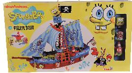 Spongebob Galeone Pirata