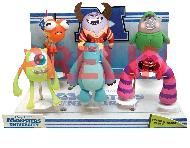 Monsters University Peluche Con Suoni Shake & Scare Assortito Disney