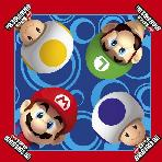 Super Mario Bros 16 Tovaglioli Di Carta Party