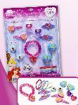 Principesse Disney Set Accessori Per Tutta La Settimana
