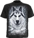 Spiral Maglietta Bambino White Wolf  T12