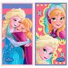 Frozen Telo Mare Disney Sorelle Assortito