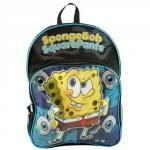 Spongebob Zaino Grande Nero (2)