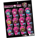 Monster High Badge Pack