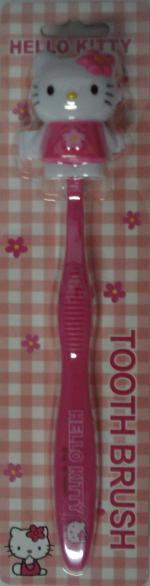Hello Kitty spazzolino da denti Fucsia