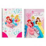 Principesse Disney Quaderno A5 80F