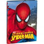 Spiderman Carpetta A4 Marvel 2012