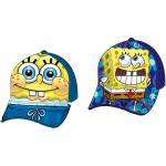 Spongebob Cappellino Full Print Assortito