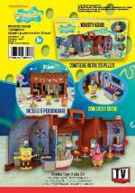 Spongebob Playset Krusty Krab