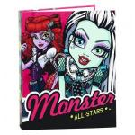 Monster High Carpetta A4 4 Anelle All Stars