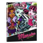 Monster High Carpetta A4 Sopraffilo All Stars