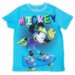 Mickey Mouse Maglietta Disney Skateboard T6