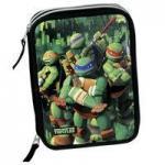 Ninja Turtles Astuccio Sharp Completo Doppio