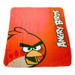 Angry Birds Coperta Pile Red