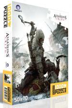 Assassin's Creed Puzzle 1000 Pz Connor Verticale