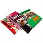 One Direction Carpetta Classificatore 1d A4 Rossa