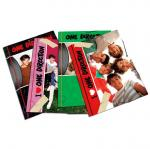 One Direction Carpetta 1d A4 Con Alette Rosa