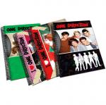 One Direction 1d Quaderno Spirale A4 120F Assortito