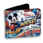 Mickey Mouse Portafoglio Disney Boom