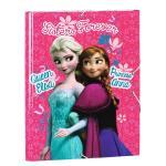 Frozen Carpeta Disney Elsa Anna A4 Con Alette