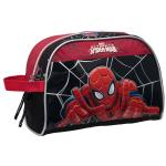 Spiderman Busta Astuccio Piccolo Marvel Black (2)