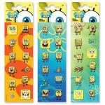 Spongebob Stickers Metallizzate