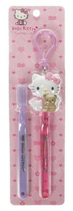 Hello Kitty Spazzolino Da Denti