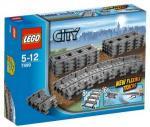 Lego City Binari Flessibili - 7499