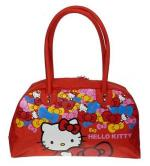 Hello Kitty Borsa Grande Colorful ribbon