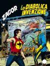 Zenith Gigante #390 - La Diabolica Invenzione