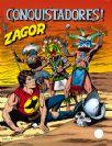Zenith Gigante #406 - Conquistadores!