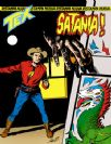 Tex Nuova Ristampa #05 - Satania                 Cell.